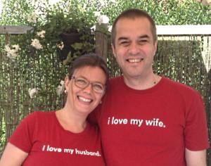 Ehepaar Mockler - ilove -2014