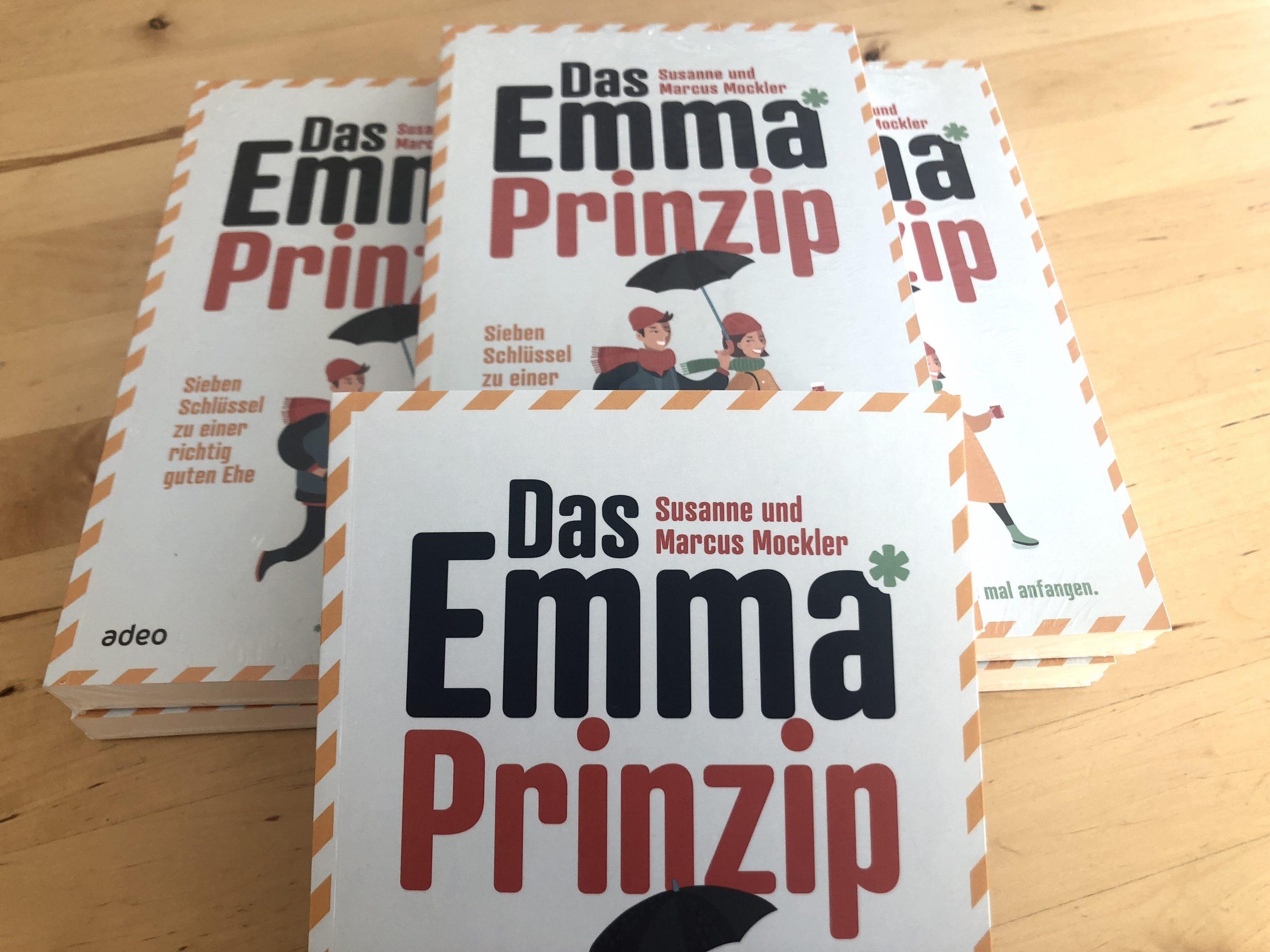 Bleibt lieferbar: Das Emma-Prinzip