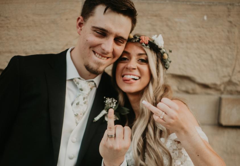 Der Ehering als Antwort auf: Warum heiraten